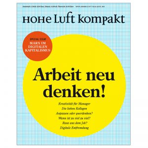 Hohe Luft Cover